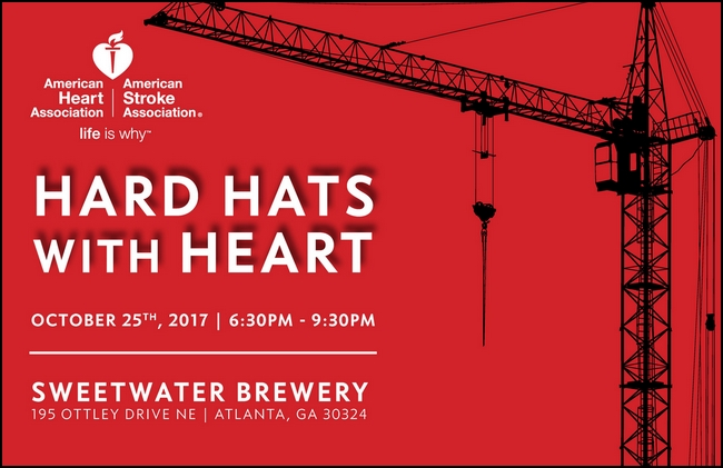 Hard Hats with Heart flyer