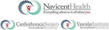 Navicent Health logo combo