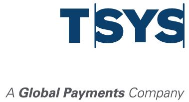 TSYS Global PaymentsLogo