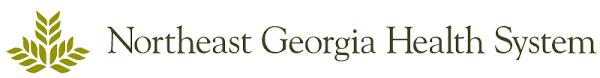 Northeast Georgia Health System Sponsor Logo